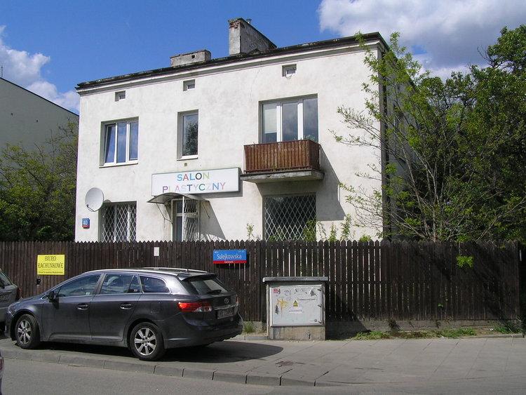 Sulejkowska 40 wWarszawie