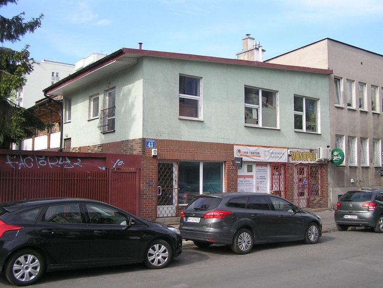 Sulejkowska 43 wWarszawie