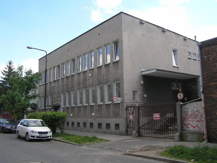 Sulejkowska 45 wWarszawie