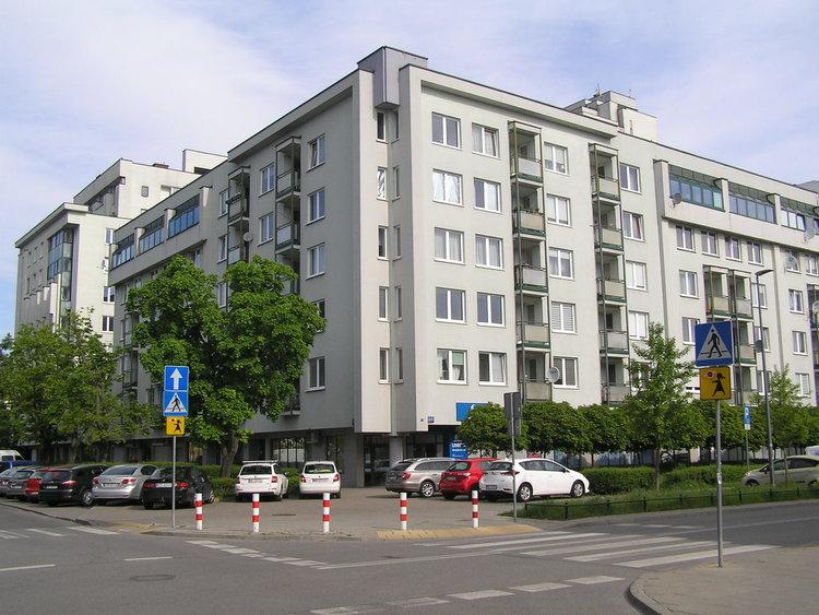 Sulejkowska 56/58 wWarszawie