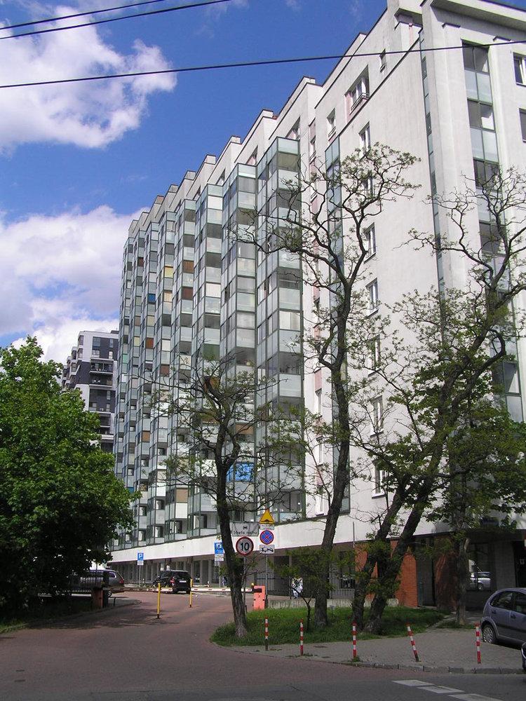 Sulejkowska 60B wWarszawie