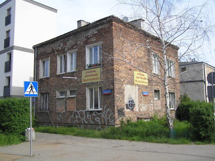 Sulejkowska 70 wWarszawie