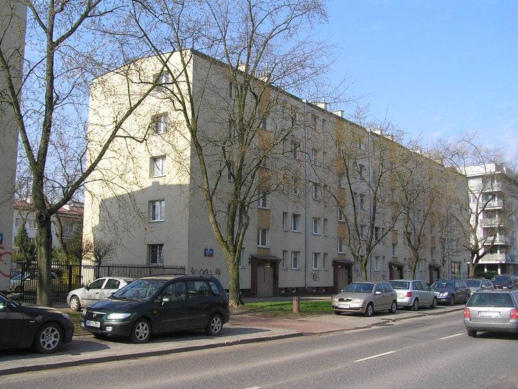 Szaserów 91/95 wWarszawie