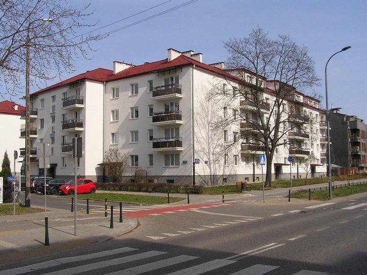 Szaserów 92/94 wWarszawie