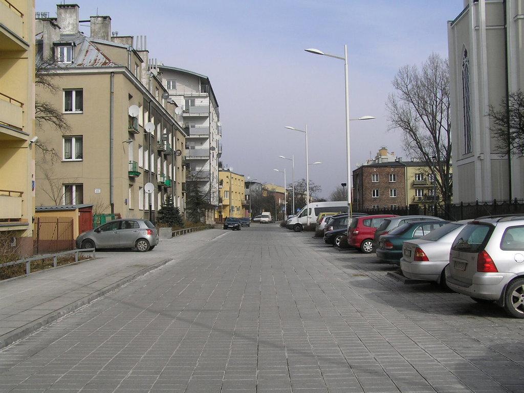 Ulica ks. Jana Sztuki wWarszawie