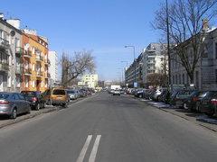 Ulica Terespolska wWarszawie