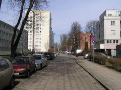 Ulica Wandy wWarszawie