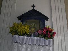 Kapliczka przy Wileńskiej 31 wWarszawie