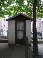 Kapliczka przy Wileńskiej 5 wWarszawie