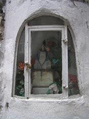 Kapliczka przy Wileńskiej 3 wWarszawie