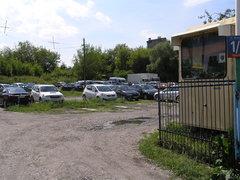 Parking przy Wrzesińskiej 1/3 wWarszawie