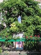 Kapliczka przy Ząbkowskiej 3 wWarszawie