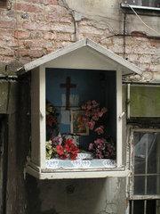 Ząbkowska 6 - kapliczka