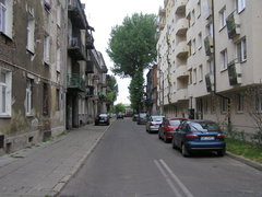 Ulica Zachariasza na Pradze