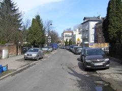 Ulica Zakopiańska wWarszawie