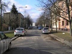 Ulica Zana wWarszawie