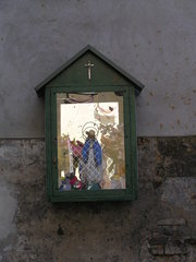 Kapliczka przy Zaokopowej 3 wWarszawie