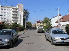 Ulica Zawierciańska wWarszawie