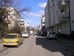 Ulica Zgierska wWarszawie