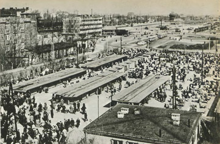 Bazar Ciuchy fot. Józef Kicman