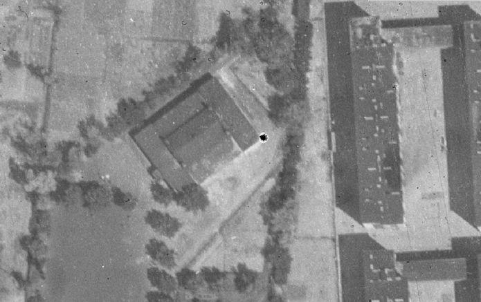 Szkoła nr 145 w1945 roku
