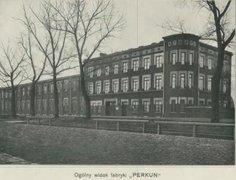 Fabryka Perkun przed 1939 rokiem