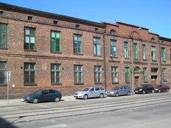Fabryka Farb Graficznych wWarszawie