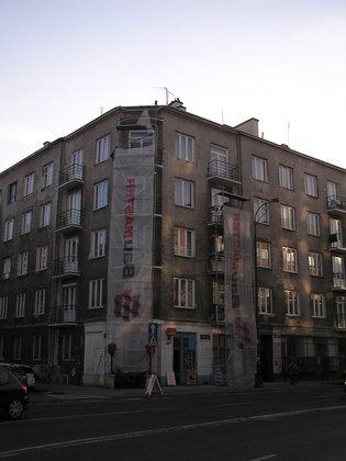 Ząbkowska 54 - Konserwacja balkonów
