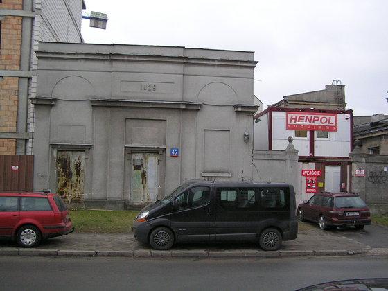Mińska 48/50 - Budowa budynku mieszkalnego