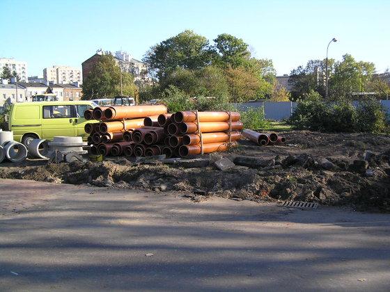 Rozpoczęcia budowy pętli autobusowej przy Dworcu Wschodnim