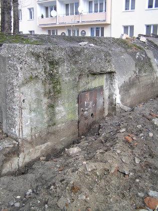 Próba wyburzenia schronu na Wileńskiej