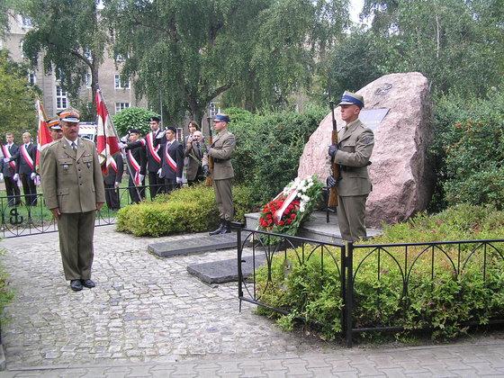 Praskie uroczystości 67. rocznicy Powstania Warszawskiego