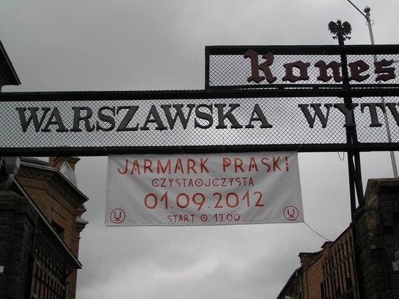 Jarmark Praski Czystaojczysta w Koneserze
