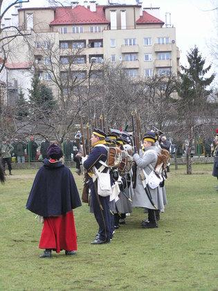 Olszynka 2012 - Koncentracja wojsk i odprawa dowódców