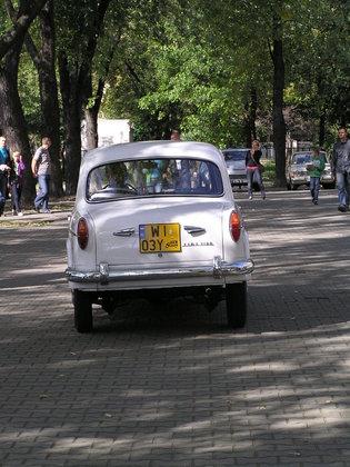 II. Praski Rajd Pojazdów Zabytkowych