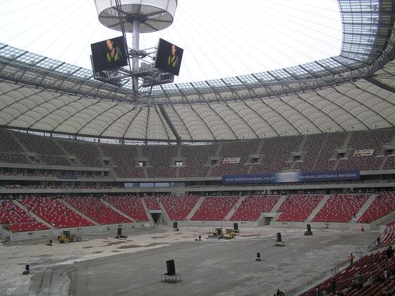 Drugi Dzień Otwarty na Stadionie Narodowym