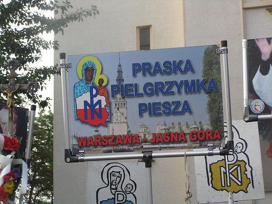 XXVII Praska Pielgrzymka Piesza Pomocników Matki Kościoła