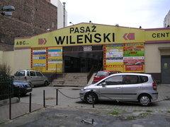 Pasaż Wileński wWarszawie