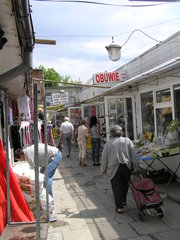 Targowisko Bazar Szembeka