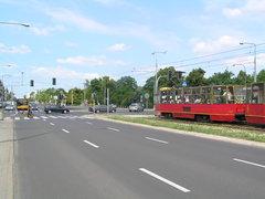 Ulica Grochowska wWarszawie