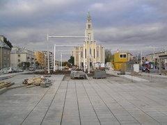 12 grudnia otwarcie Placu Szembeka