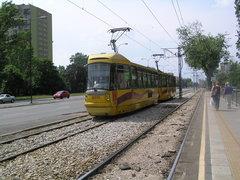 Linia 24 na Grochowskiej fot. Tomasz Jarosz