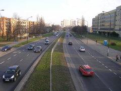 Ulica Ostrobramska na Pradze Południe