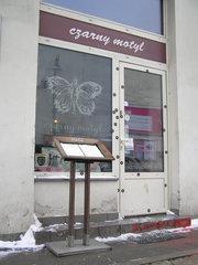 Czarny Motyl - Ząbkowska 2