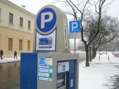 Strefa płatnego parkowania na Pradze Północ