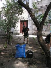 Ząbkowska 54 - Realizacja programu wroku 2012