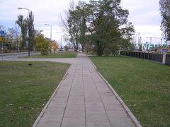 Ulica Rodziewiczówny - tutaj powstanie ścieżka rowerowa