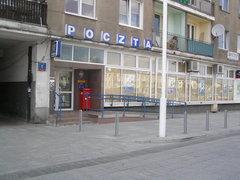 Poczta na Placu Szembeka