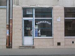 Grochowska 355 - zamknięta kawiarnia Drugi Obieg