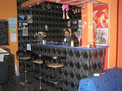 Wnętrze lokalu Paskudni cafe